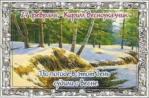 Кирилл Весноуказчик